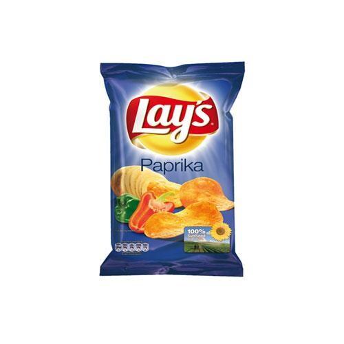 Lays Crispy Chips paprika flavour 20x45gr