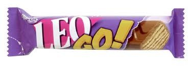 Milka Leo Go chocolate bar 32st wrapped individually