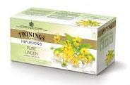Twinings Tea Linden 25 tea bags