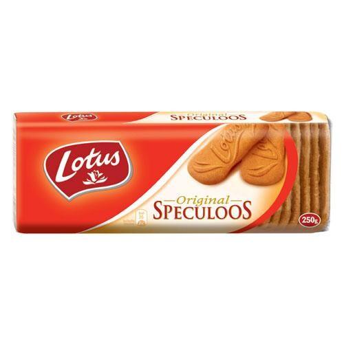 Caramelised Biscuits 250gr Lotus Bakeries