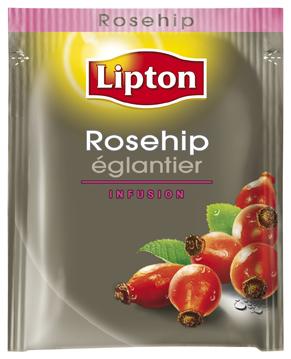Lipton tea rosehip 1pcs Professional