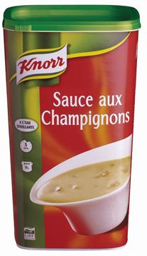 Knorr Mushroom sauce 1.1kg dehydrated
