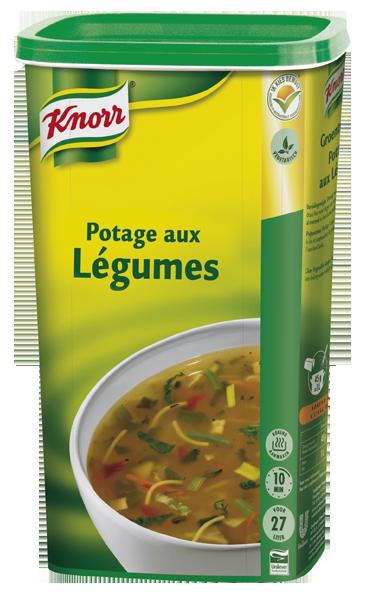Knorr Soup vegetable 1.2kg Easy Soups