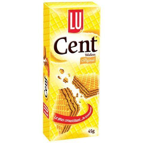 Lu cent wafers 30x45gr