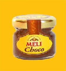 Meli chocolate spread 34x28gr jar