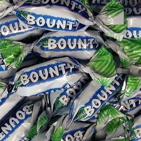 Miniatures Bounty 244st 2,5kg individueel verpakt