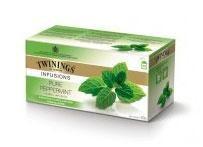 Twinings Tea peppermint 25 tea bags
