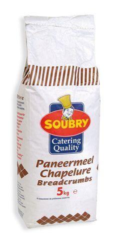 Breadcrumbs 5kg Soubry