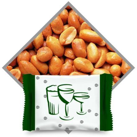 Salted Peanuts individual portions 200x20gr De Notekraker