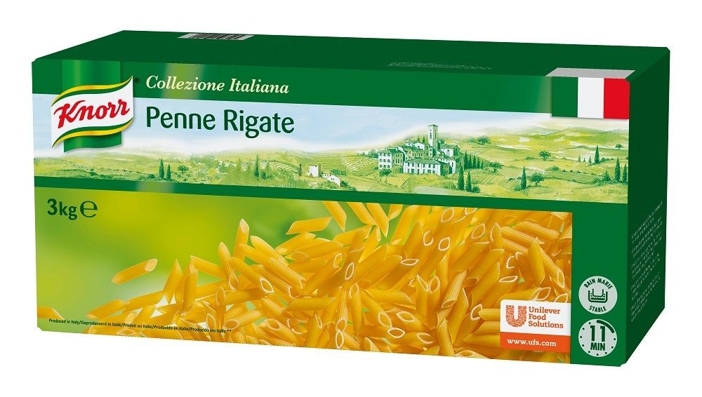 Penne 3kg Knorr Collezione Italiana Pasta