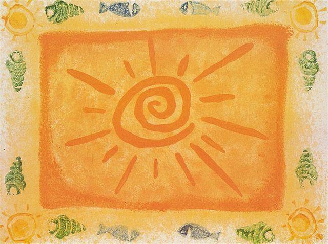 Paper Placemats Sun 31x42cm 500pcs Tork 474500