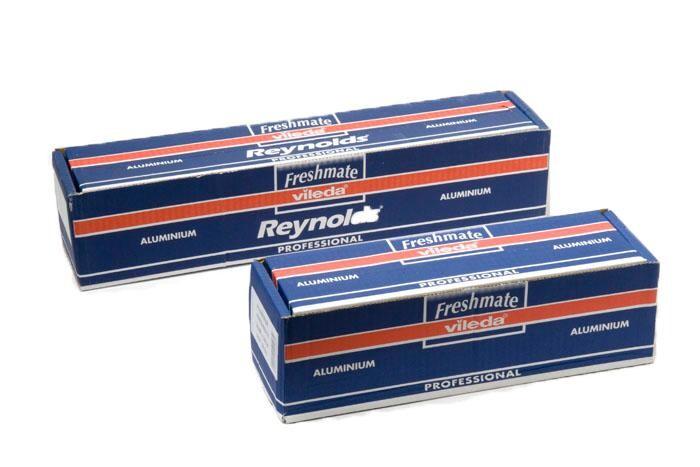 Reynolds Aluminium Foil 30cm 300m 16µ 1st cutterbox