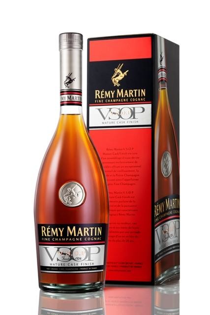 Cognac Remy Martin V.S.O.P. 70cl 40% Giftpack