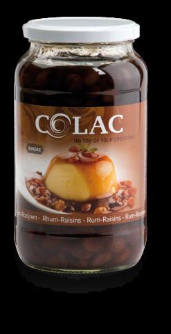 Rum-Rozijnen-Raisins Sundaes 1.15kg Colac