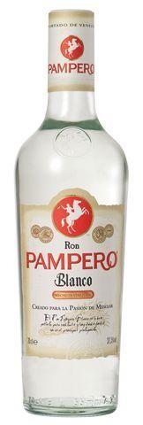 White Rum Pampero Blanco 1L 37.5% Light Dry