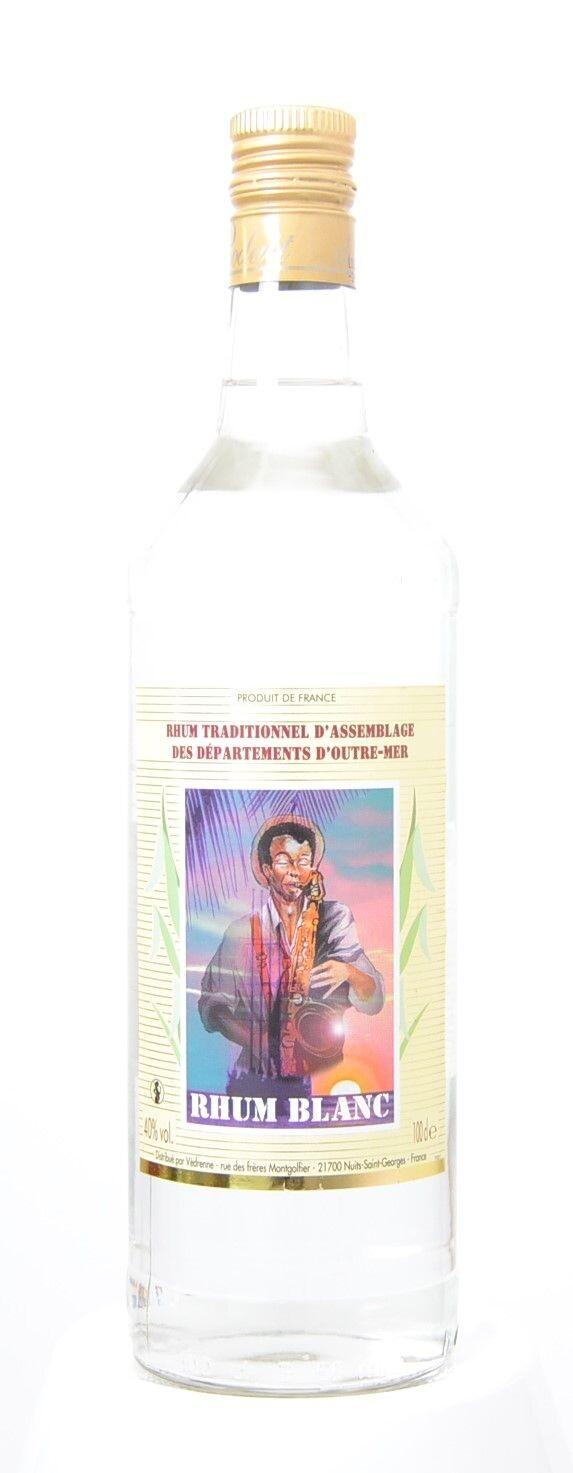 Rum Agricole wit 1L 40% Vedrenne