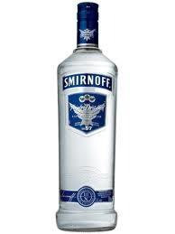Vodka Smirnoff Blue Label 1L 50%