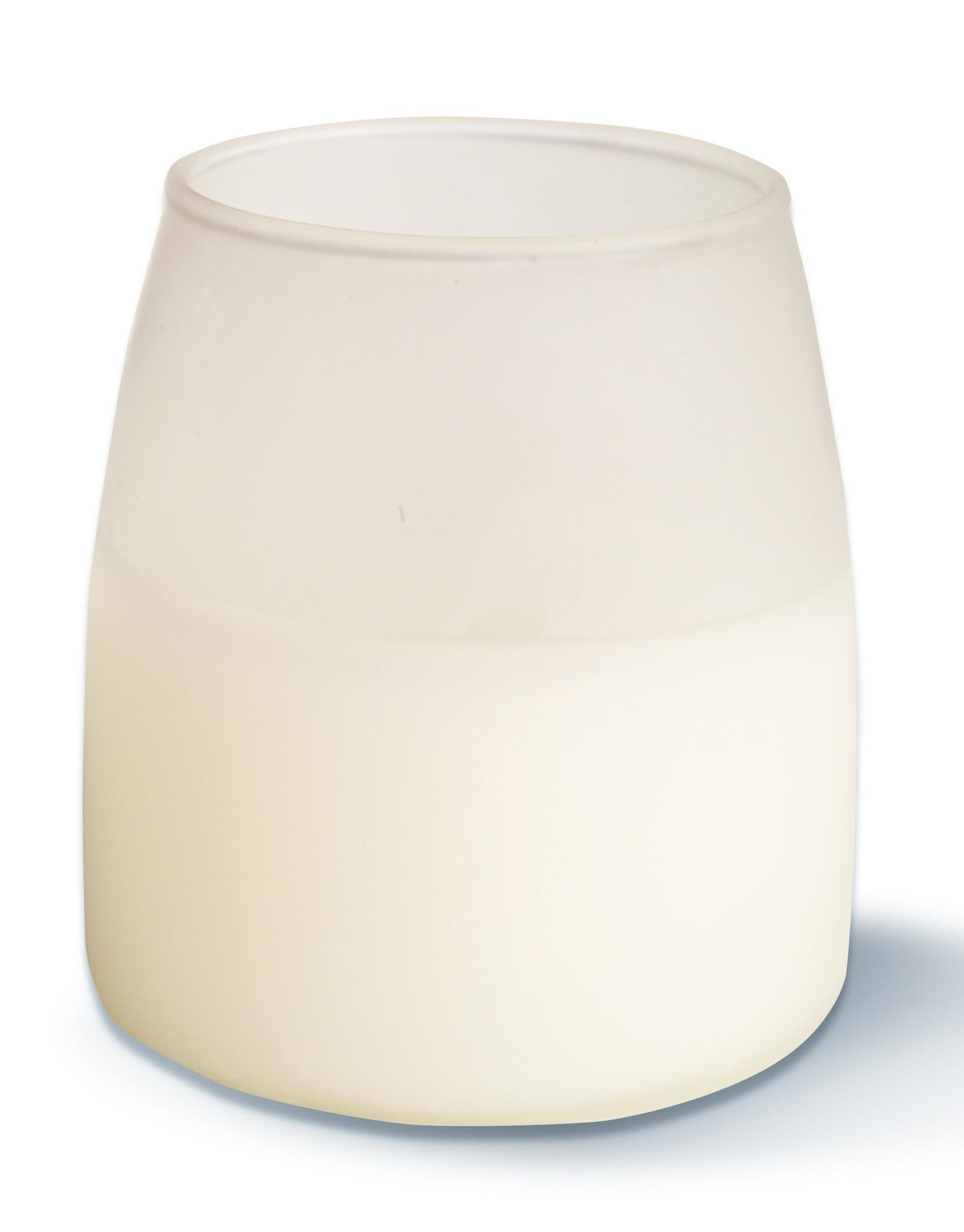 Soft Glow Candles White 6pcs Spaas 50h
