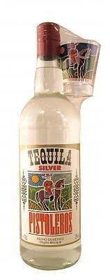 Tequila pistoleros 1l 35%