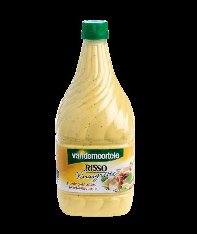 Vinaigrette honey+musterd 2L Risso Vandemoortele