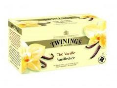 Twinings Tea Vanilla 25 tea bags