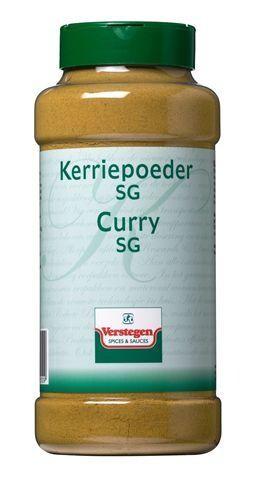 Verstegen Curry powder SG 530gr Pet Jar