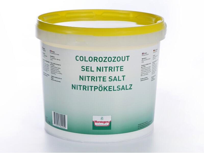 Verstegen Nitrite salt 5kg
