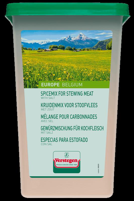 Verstegen Spices for Stewing meat with salt 2.5kg 3LP