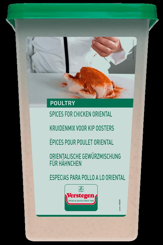 Verstegen Oriental Spice Mix for Chicken 1.5kg