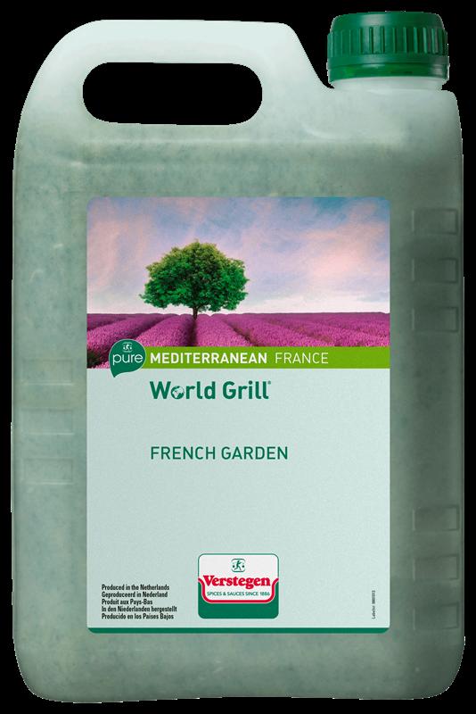 Verstegen World Grill French Garden 2.5L