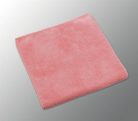 Vileda MicroTuff Red 38x38cm 5pcs Microfibre Cloth