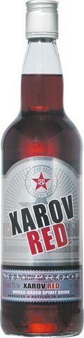 Vodka xarov red 70cl 21%