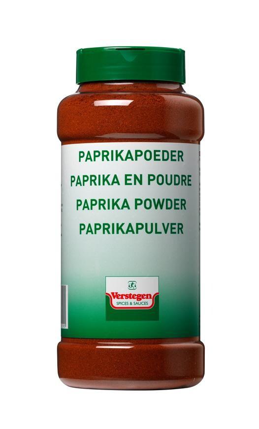 Verstegen Paprika powder 500gr PET