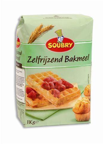 Self Raising Flour 1kg Soubry