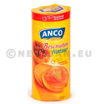Anco Dutch rusks 2 rolls