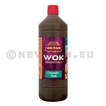 Wok essentials sauce coriander & chilli 1L Go Tan