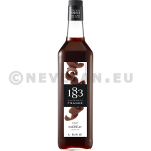 Routin 1883 Chocolade siroop 1L 0%