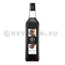 Routin 1883 Chocolade Cookie siroop 1L 0%