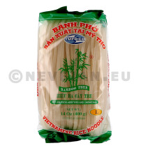 Vietnamese Rice Noodle Banh Pho 400gr Bamboo Tree (Rijst)