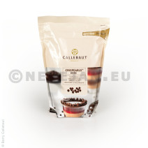 Callebaut Crispearls cereals coated with dark chocolate 1.76lbs 800gr