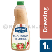 Hellmann's Thousand Island Dressing 1L