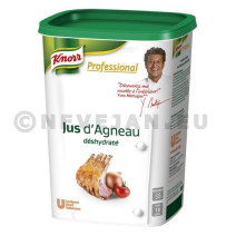 Knorr Professional Carte Blanche lamb jus 900gr dehydrated