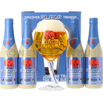 Delirium Tremens 4x33cl + Glass + Giftpack