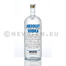 Vodka Absolut Blue 4,5L 40%