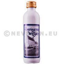 Jenever Alveringems Witje 4cl 35% stenen kruik