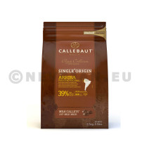Callebaut Chocolate Arriba milk callets 2,5kg