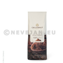 Cocoapowder 100% 1kg 2.2lbs Barry Callebaut