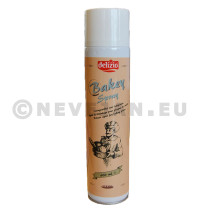 Bakey Spray greasing & anti-sticking 600ml aerosol
