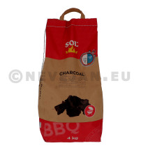 Charcoal Barbecue 4kg Sol