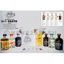 Filliers Gin Bartender Choice 6x50cl 46% 5+1 FOR FREE